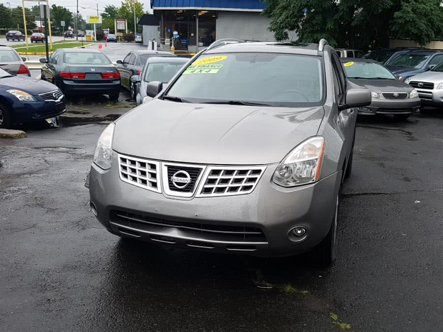 Used Nissan Rogue AWD 4dr SL 2009 | Chadrad Motors llc. West Hartford, Connecticut