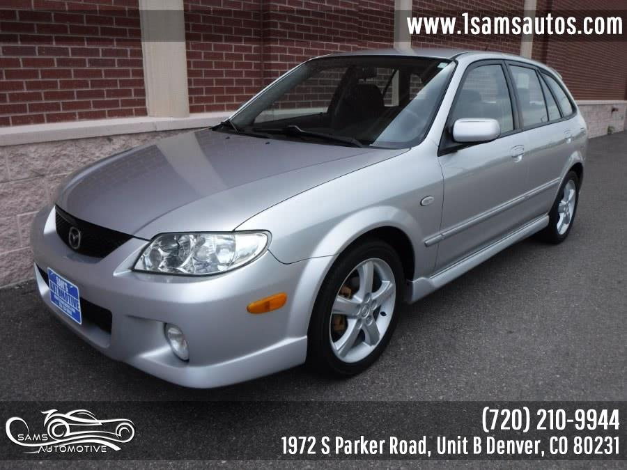 2003 Mazda Protege5 5dr Wgn Automanual, available for sale in Denver, CO