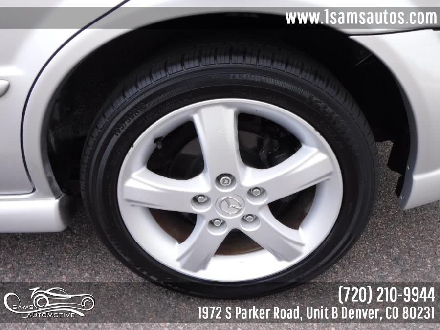 2003 Mazda Protege5 5dr Wgn Automanual, available for sale in Denver, Colorado | Sam's Automotive. Denver, Colorado