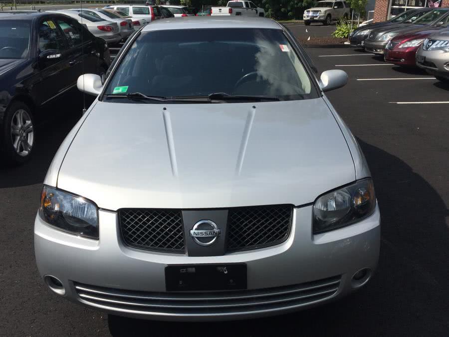 Used 2006 Nissan Sentra in Canton, Connecticut | Lava Motors. Canton, Connecticut