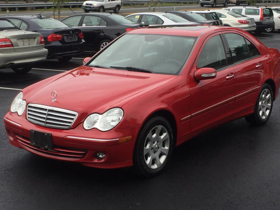 Used 2006 Mercedes-Benz C-Class in Canton, Connecticut | Lava Motors. Canton, Connecticut