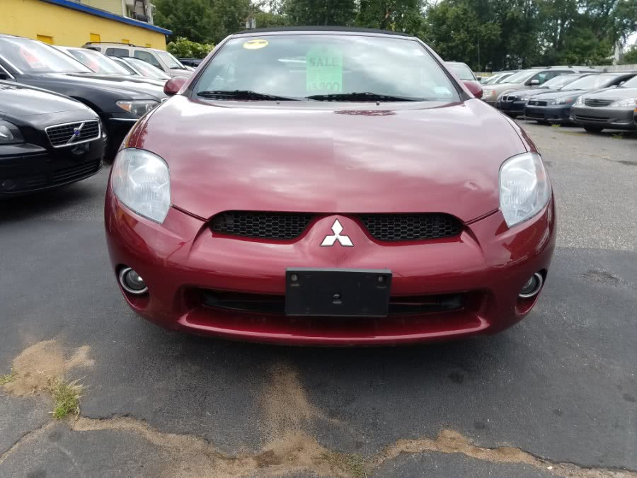 Used Mitsubishi Eclipse 2dr Convertible 2007 | Classic Motor Cars. East Hartford , Connecticut