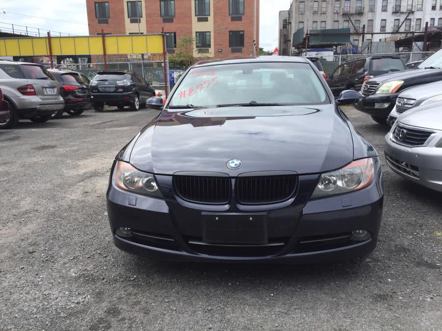 Used BMW 3 Series 4dr Sdn 328xi AWD SULEV 2008 | Atlantic Used Car Sales. Brooklyn, New York