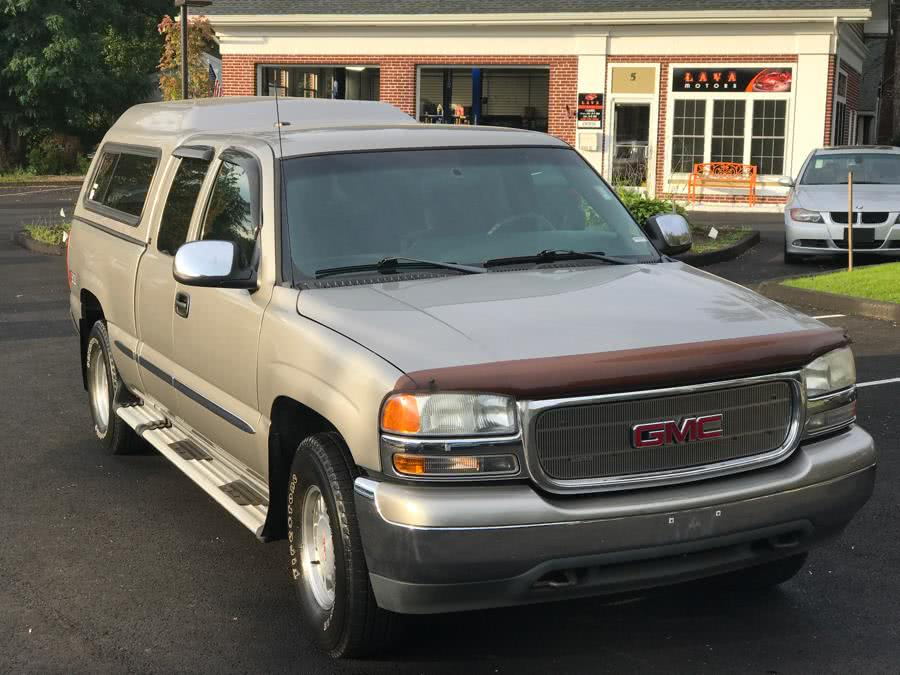 Used 2001 GMC Sierra 1500 in Canton, Connecticut | Lava Motors. Canton, Connecticut
