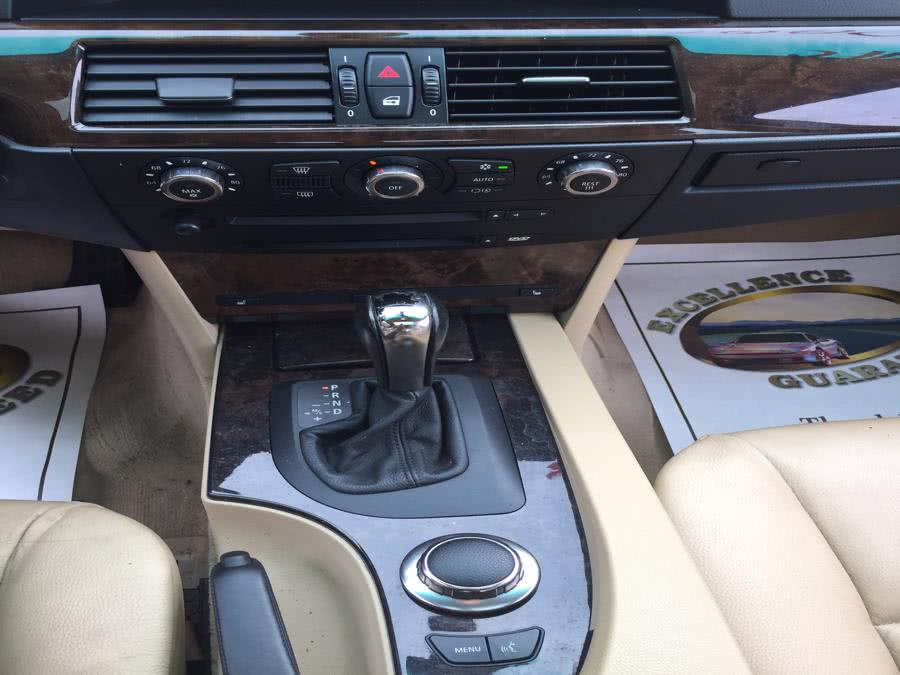 2007 BMW 5 Series 4dr Sdn 530xi AWD, available for sale in Brooklyn, New York | Atlantic Used Car Sales. Brooklyn, New York