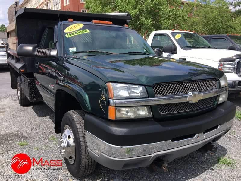 Used 2003 Chevrolet Silverado 3500 in Framingham, Massachusetts | Mass Auto Exchange. Framingham, Massachusetts