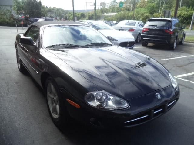 1998 Jaguar XK8 2dr Convertible, available for sale in Naugatuck, Connecticut | Riverside Motorcars, LLC. Naugatuck, Connecticut