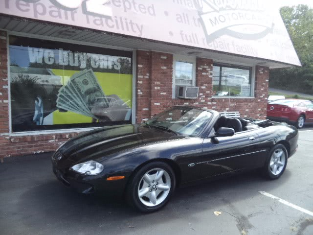 Used 1998 Jaguar XK8 in Naugatuck, Connecticut | Riverside Motorcars, LLC. Naugatuck, Connecticut