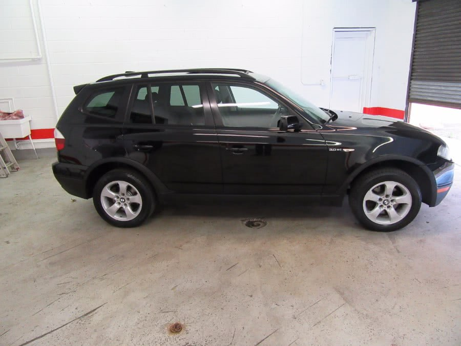 2007 BMW X3 AWD 4dr 3.0si, available for sale in Little Ferry, New Jersey   Victoria Preowned Autos Inc. Little Ferry, New Jersey