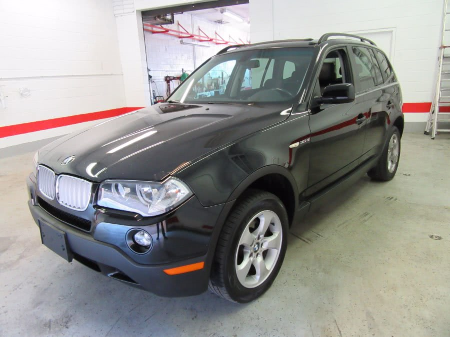 Used BMW X3 AWD 4dr 3.0si 2007 | Victoria Preowned Autos Inc. Little Ferry, New Jersey