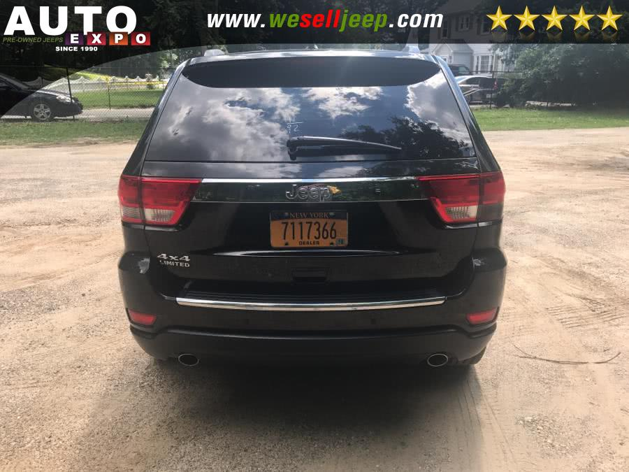 Used Jeep Grand Cherokee 4WD 4dr Limited 2011 | Auto Expo. Huntington, New York