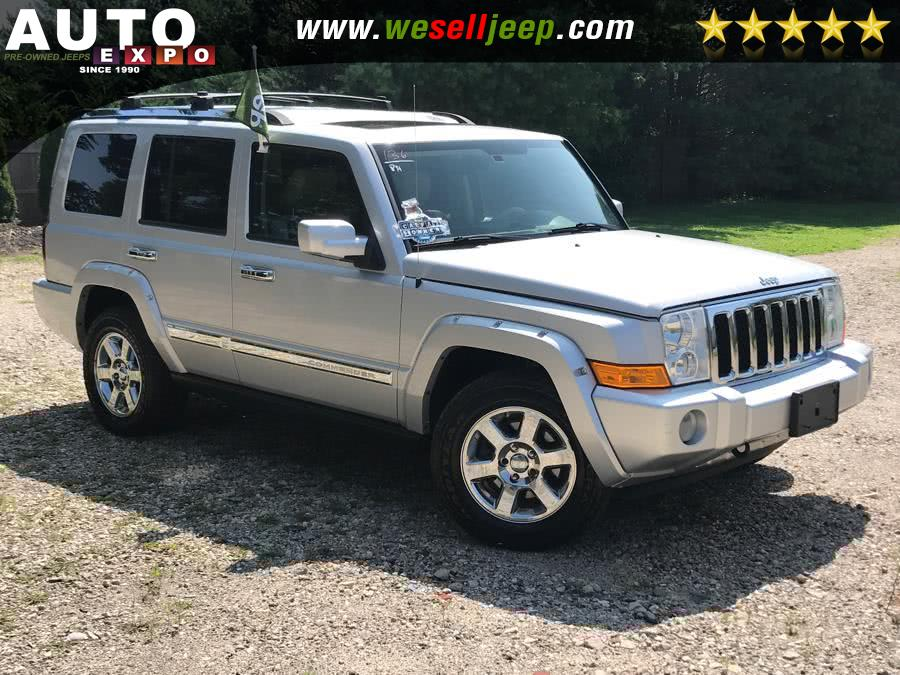 Used Jeep Commander 4WD 4dr Overland 2008 | Auto Expo. Huntington, New York