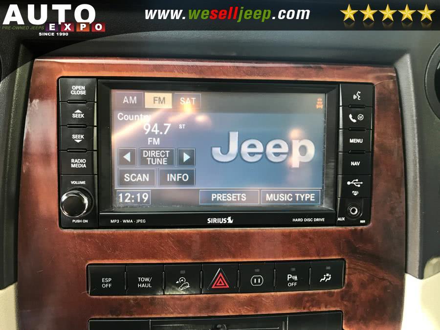 2008 Jeep Commander Overland photo