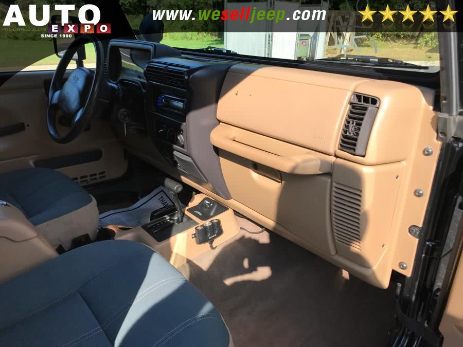 2001 Jeep Wrangler Sahara photo