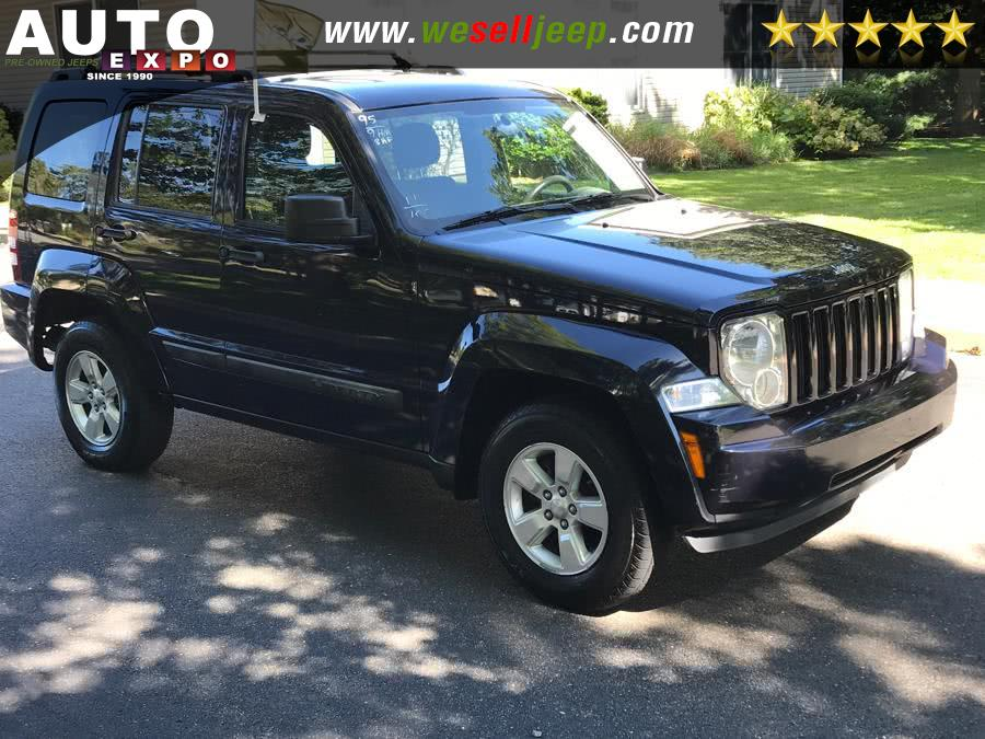 2011 Jeep Liberty 4WD 4dr Sport, available for sale in Huntington, New York | Auto Expo. Huntington, New York