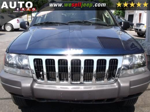 2002 JEEP GRAND CHEROKEE 4dr Laredo 4WD, available for sale in Huntington, New York | Auto Expo. Huntington, New York
