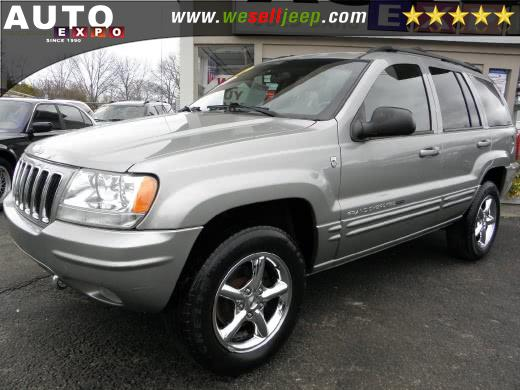 The 2001 Jeep Grand Cherokee Limited photos