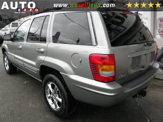2001 Jeep Grand Cherokee Limited photo