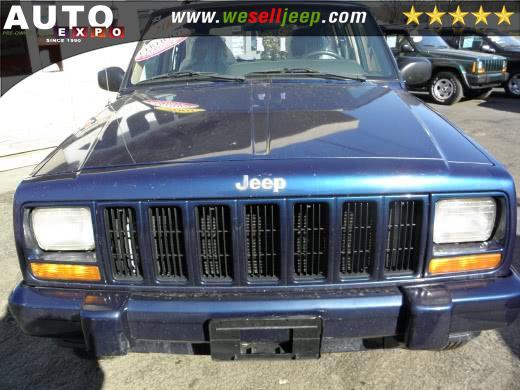 2001 Jeep Cherokee Classic photo