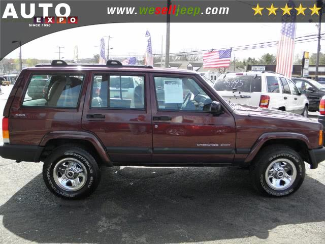 2001 Jeep Cherokee Sport photo