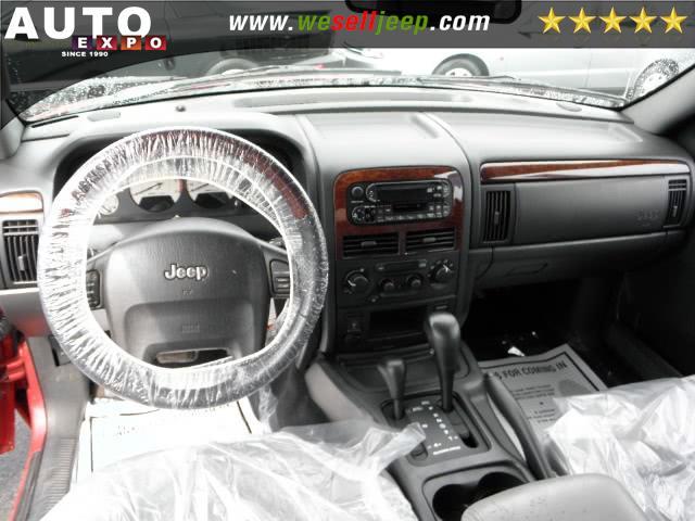 2003 Jeep Grand Cherokee Overland photo