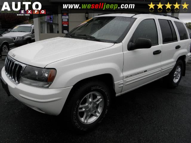 The 2002 Jeep Grand Cherokee Laredo photos