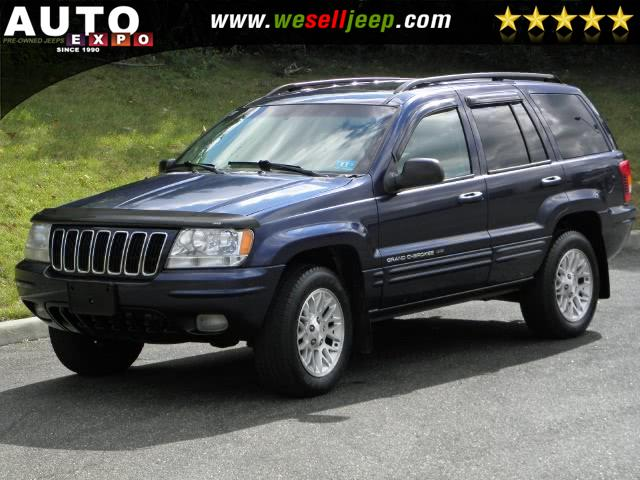Used Jeep Grand Cherokee 4dr Limited 4WD 2002 | Auto Expo. Huntington, New York