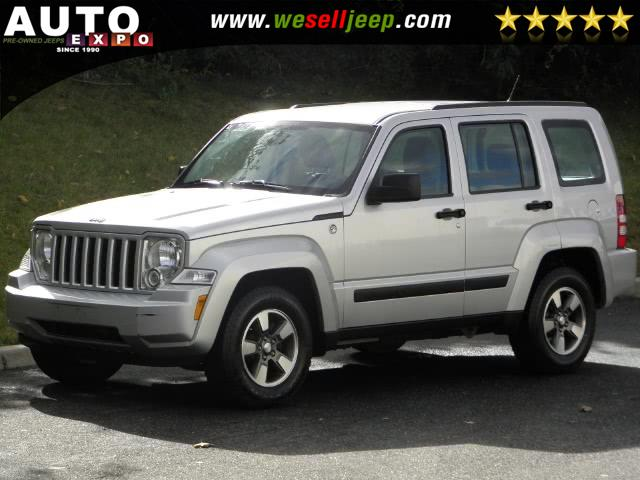 Used Jeep Liberty 4WD 4dr Sport 2008 | Auto Expo. Huntington, New York