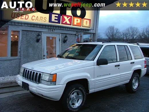 Used 1998 Jeep Grand Cherokee in Huntington, New York | Auto Expo. Huntington, New York