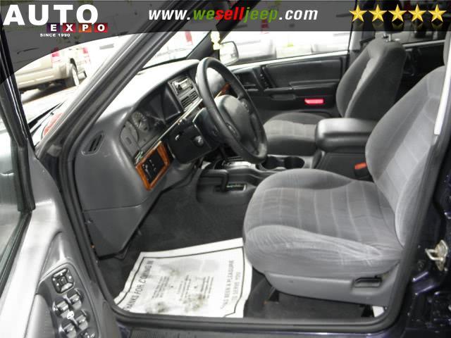 1997 Jeep Grand Cherokee TSi photo