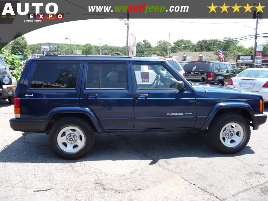 1999 Jeep Cherokee Sport photo