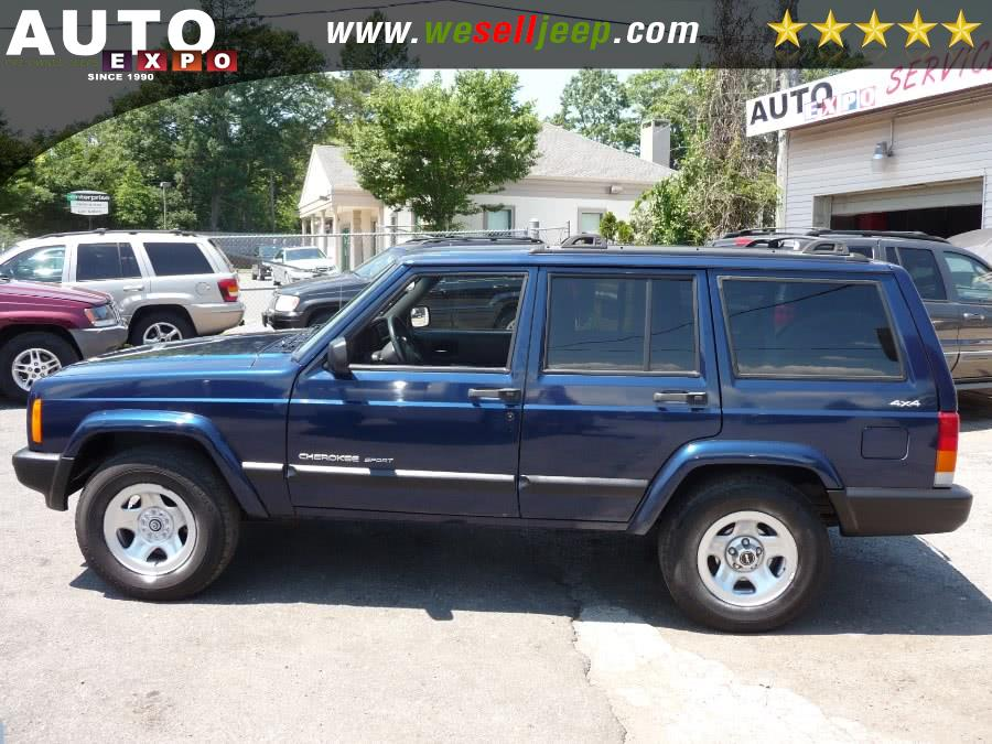 Used Jeep Cherokee sport 1999 | Auto Expo. Huntington, New York