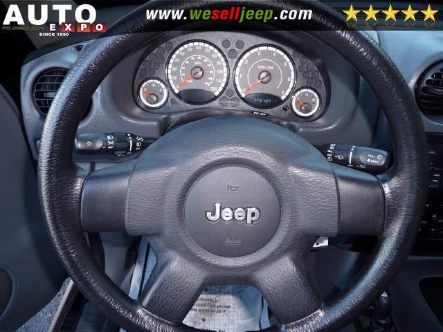 The 2006 Jeep Liberty Sport