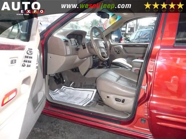 2002 Jeep Grand Cherokee Limited photo