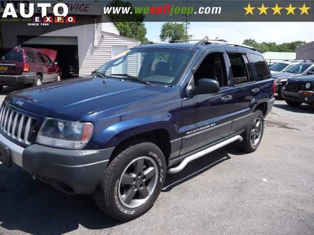 2004 Jeep Grand Cherokee 4dr Laredo 4WD Freedom Edition, available for sale in Huntington, New York | Auto Expo. Huntington, New York