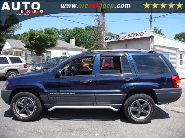 Used 2004 Jeep Grand Cherokee in Huntington, New York | Auto Expo. Huntington, New York