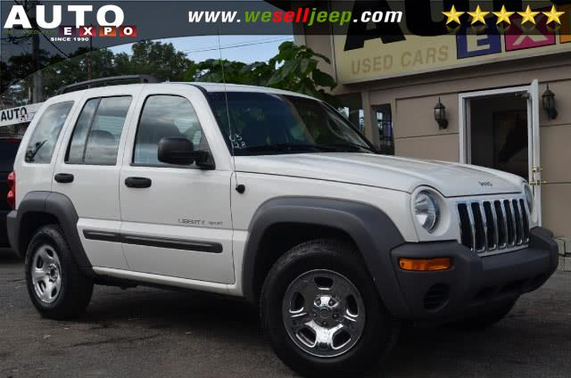 Used Jeep Liberty 4dr Sport 4WD 2003 | Auto Expo. Huntington, New York