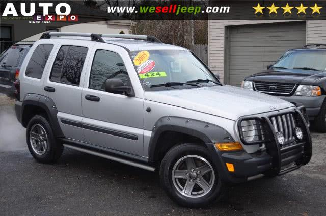 Used Jeep Liberty 4dr Renegade 4WD 2005 | Auto Expo. Huntington, New York