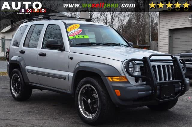 2005 Jeep Liberty 4dr Sport 4WD, available for sale in Huntington, New York | Auto Expo. Huntington, New York