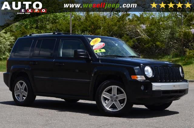 The 2007 Jeep Patriot Limited photos