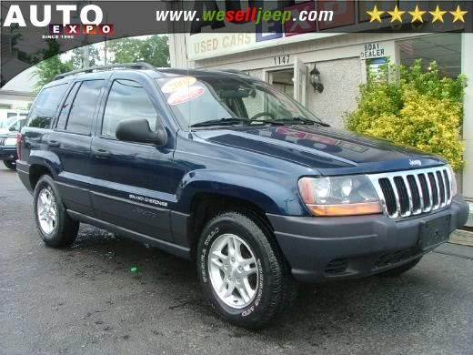 2002 Jeep Grand Cherokee-V8 Utility 4D Laredo 4WD, available for sale in Huntington, New York | Auto Expo. Huntington, New York