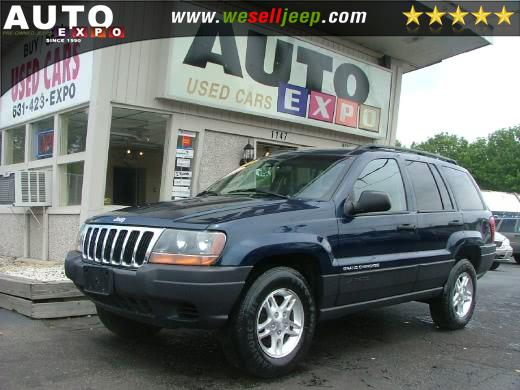 Used 2002 Jeep Grand Cherokee-V8 in Huntington, New York | Auto Expo. Huntington, New York