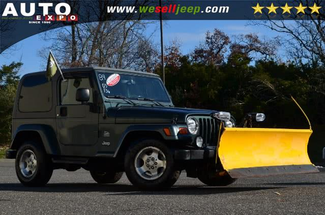 Used Jeep Wrangler 2dr Sahara 2003 | Auto Expo. Huntington, New York