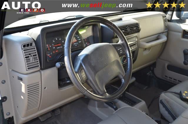 2003 Jeep Wrangler Sahara photo
