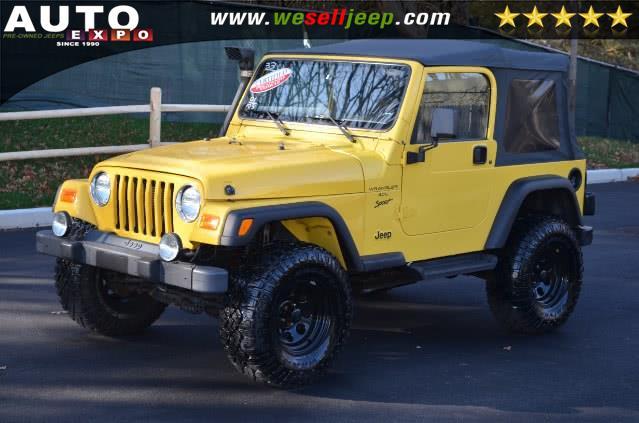 2001 Jeep Wrangler Sport photo