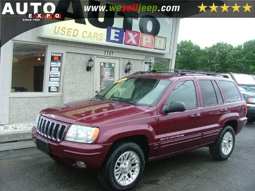 Used 2002 Jeep Grand Cherokee-6 Cyl. in Huntington, New York | Auto Expo. Huntington, New York