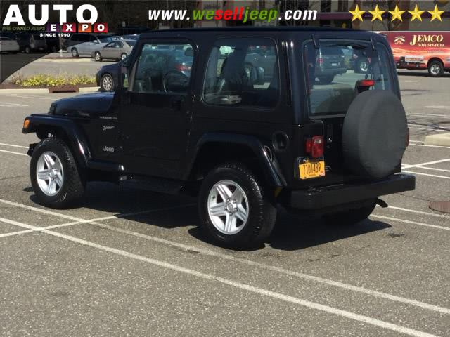 2002 Jeep Wrangler 2dr Sport, available for sale in Huntington, New York | Auto Expo. Huntington, New York