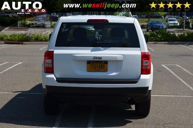 2012 Jeep Patriot Sport photo