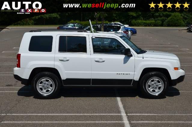 2012 Jeep Patriot FWD 4dr Sport, available for sale in Huntington, New York | Auto Expo. Huntington, New York