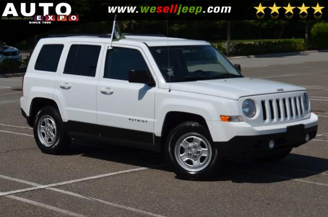 Used 2012 Jeep Patriot in Huntington, New York | Auto Expo. Huntington, New York